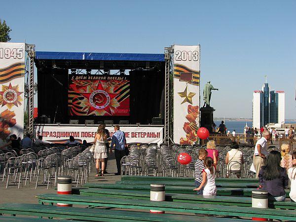 Odessa, Dzień Zwycięstwa