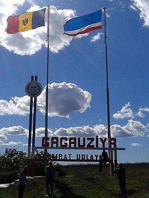granica z Gagauzją