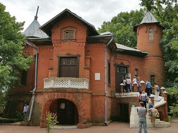 Myśliwski pałacyk w Hincesti, posiadłość Manuc-beja