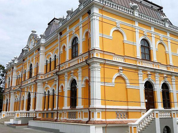 Restaurowany pałac Manuc-beja w Hincesti