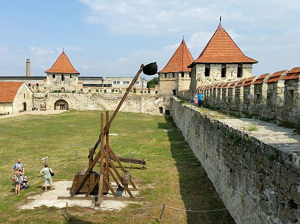 Twierdza w Benderach (Naddniestrze). Można ją zwiedzać!