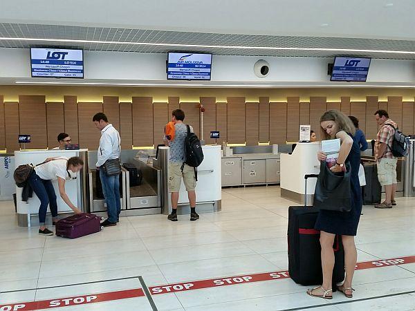 Lotnisko w Kiszyniowie